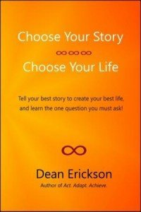 Choose Your Story, Choose Your Life front cover