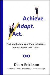 Act. Adapt. Achieve. front cover